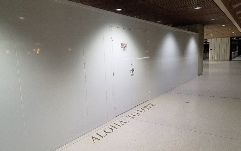 1.2 Honolulu International Airport (HNL) McCain Walls