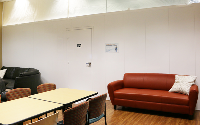 UC San Diego Health Physicians' Lounge