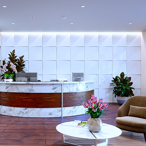 ARCHITECTURAL INTERIOR WALL PANELS