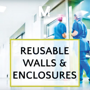 Healthcare Facilities Prefer McCain Walls