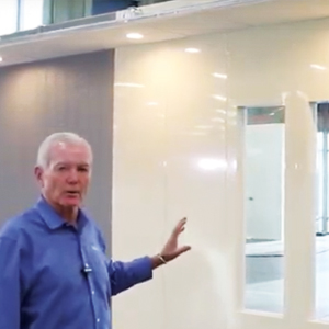 McCain Walls Showroom Tour